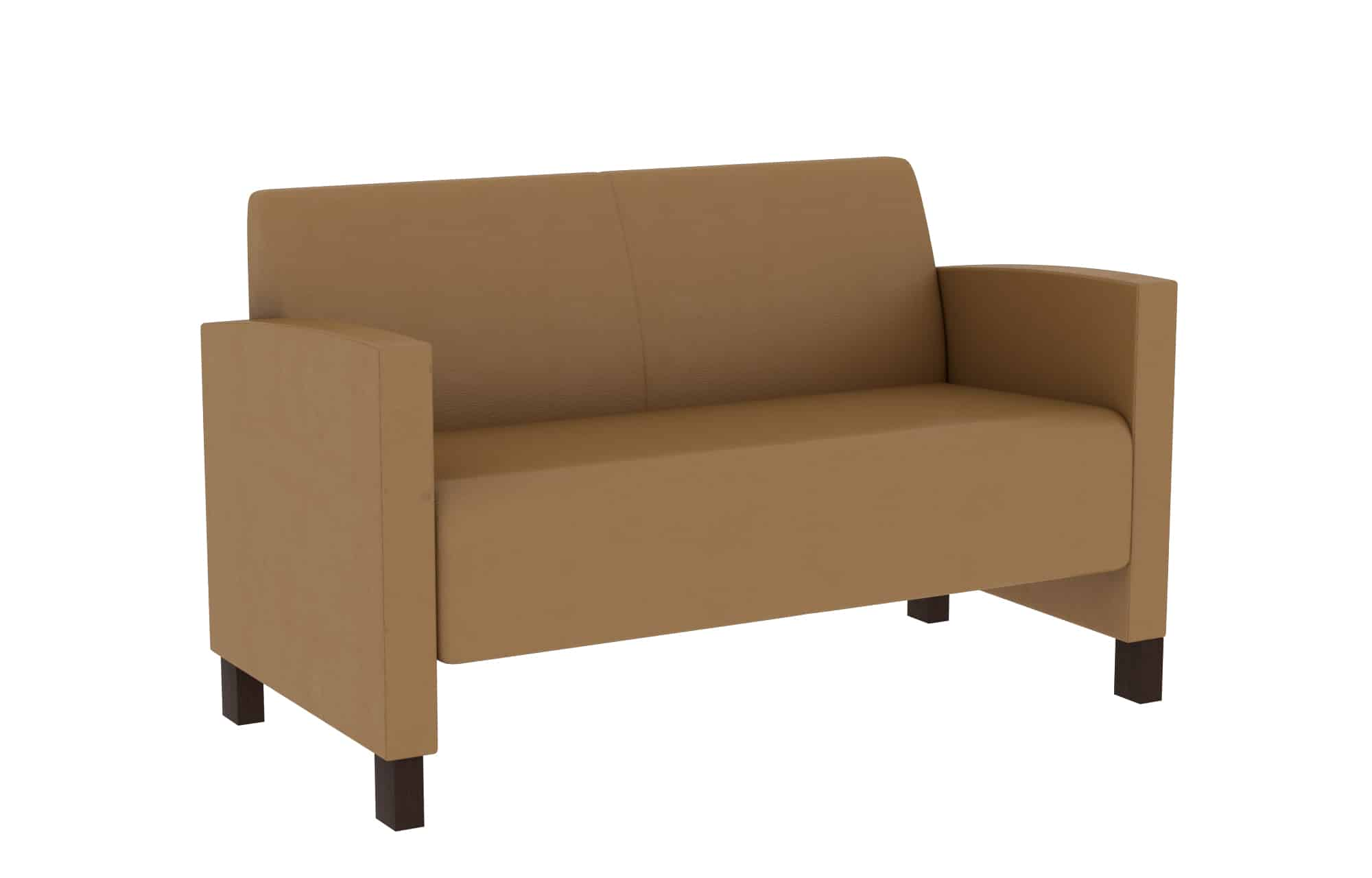 Hickory Contract Metro Loveseat 5520