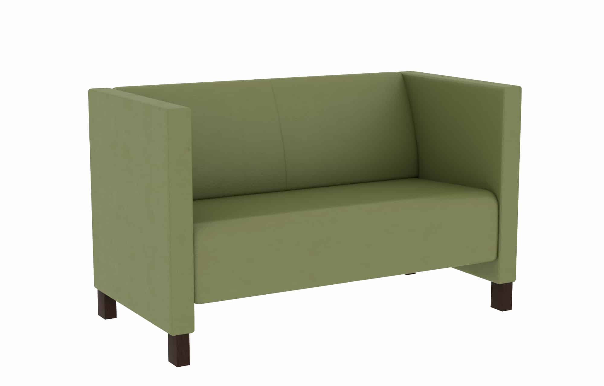 Hickory Contract Metro Loveseat 5720
