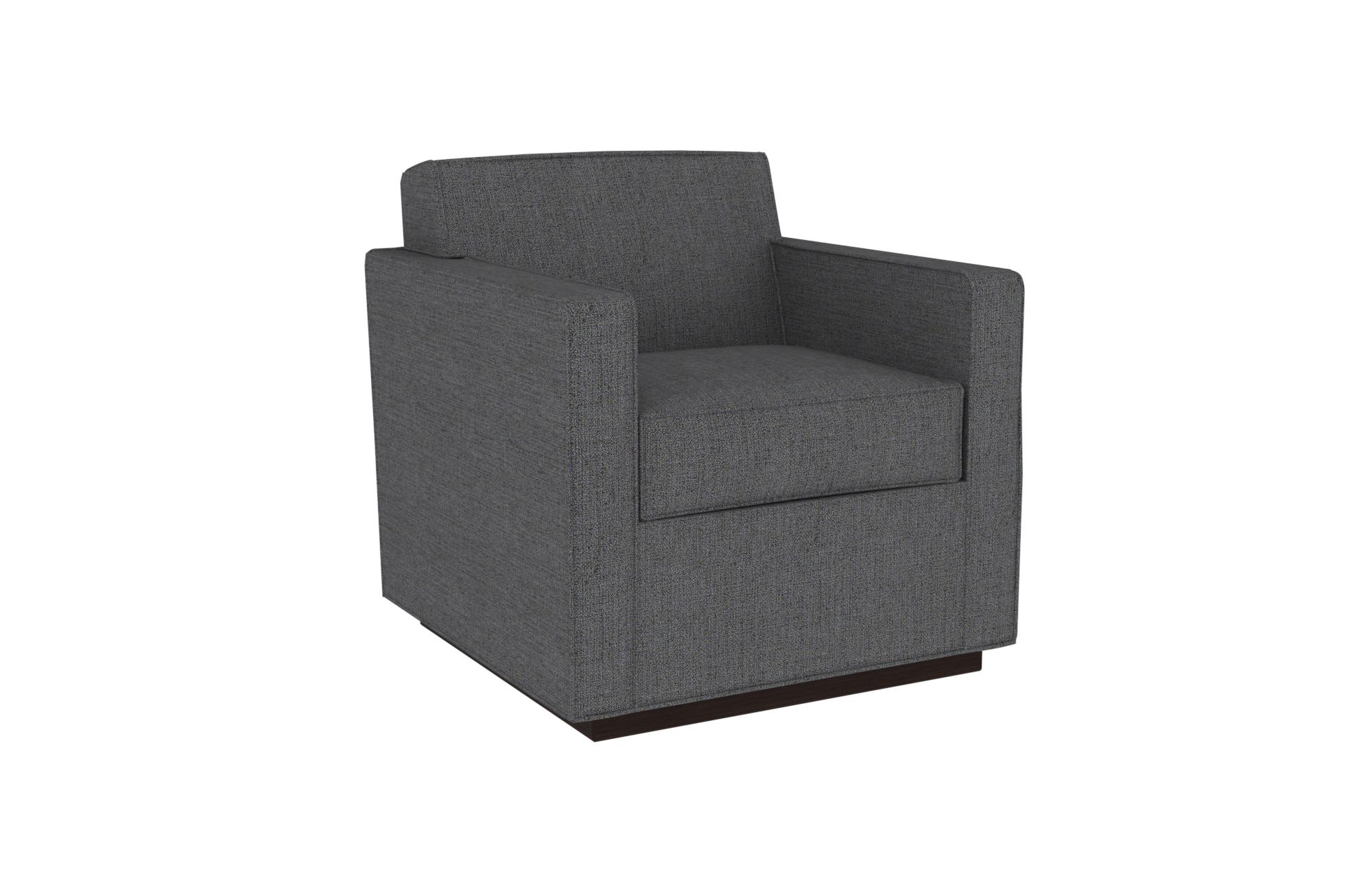 Hickory Contract Tuxedo Lounge 5010