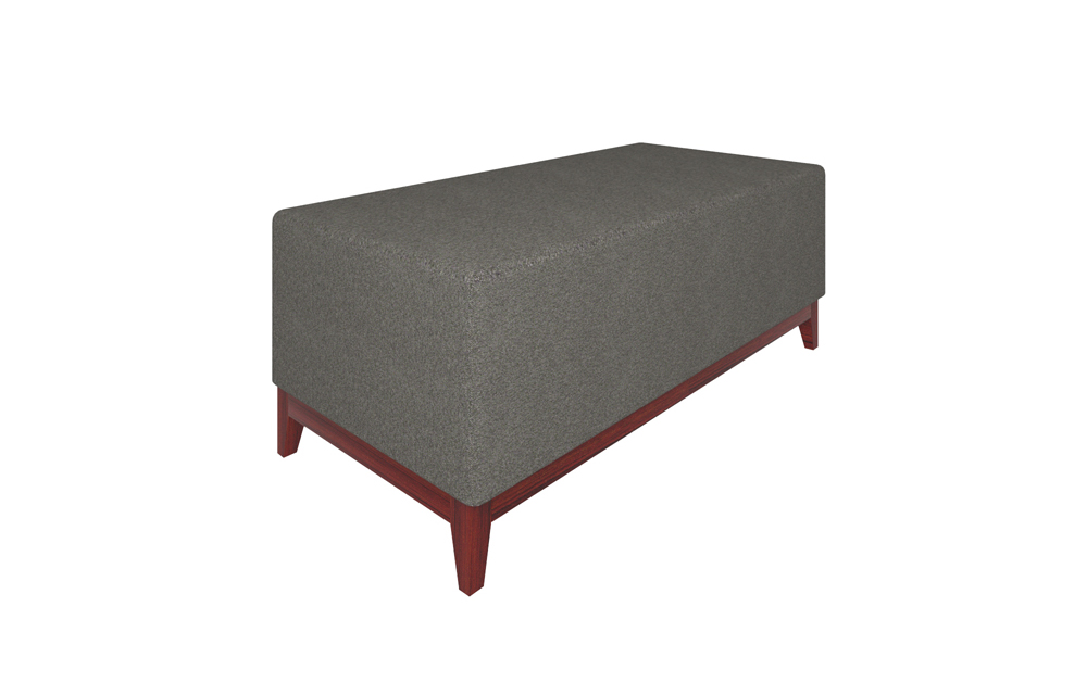 Hickory Contract Urban Benches/Ottomans 5342