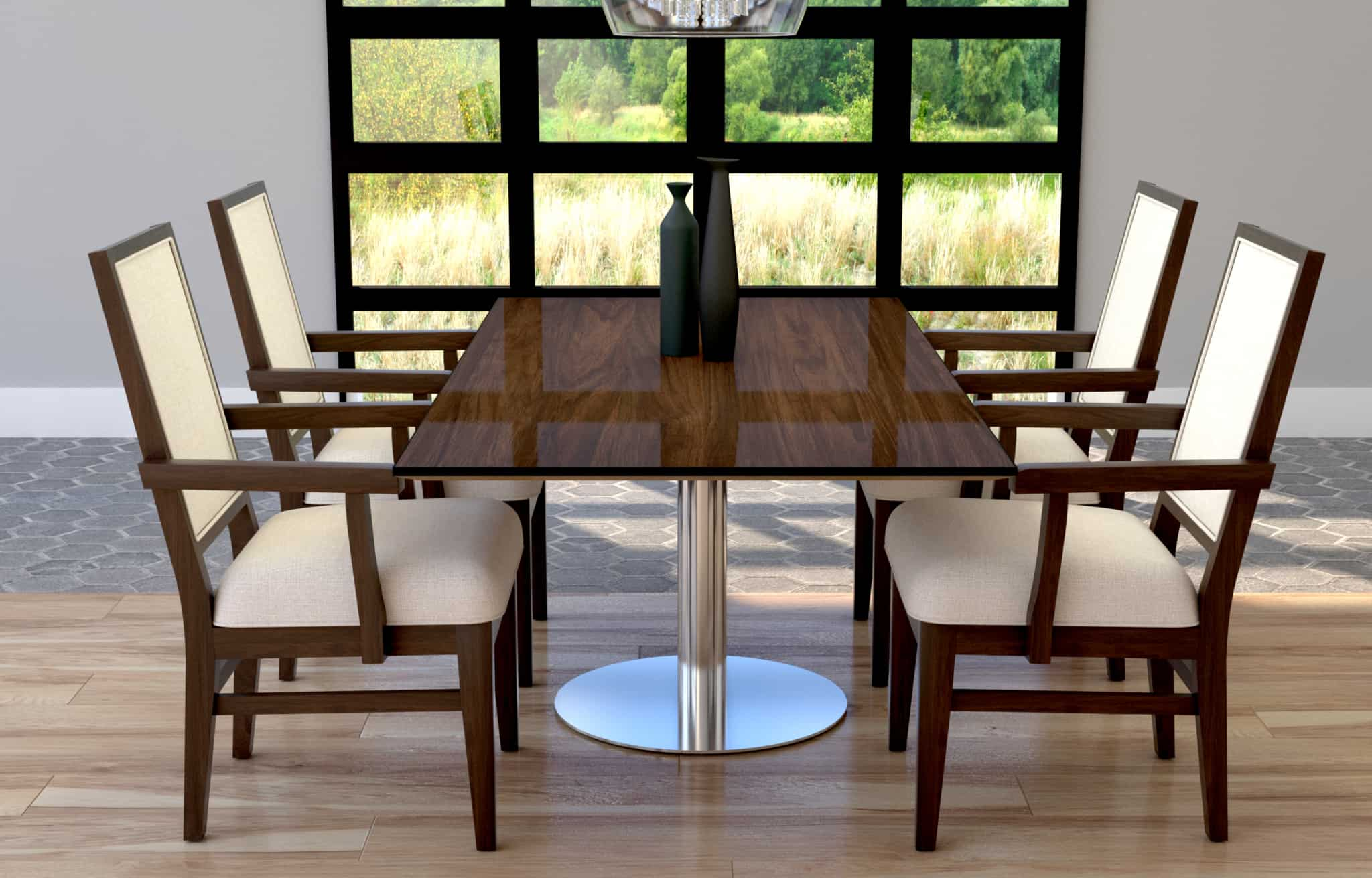 Theo Dining Chairs H 4107 Hickory Contract Commercial Furniture Manufacturing