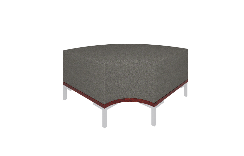 Hickory Contract Urban Benches/Ottomans 5343WM