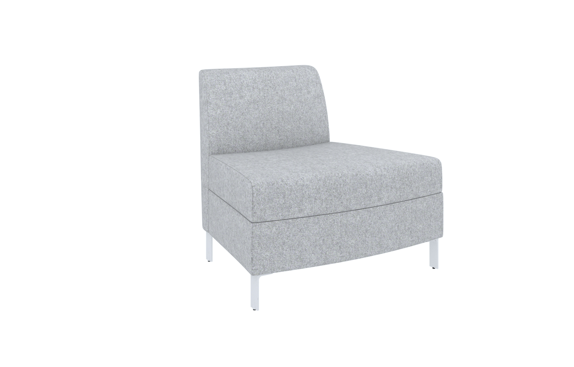 Hickory Contract Gemini Modular Lounge GE-212