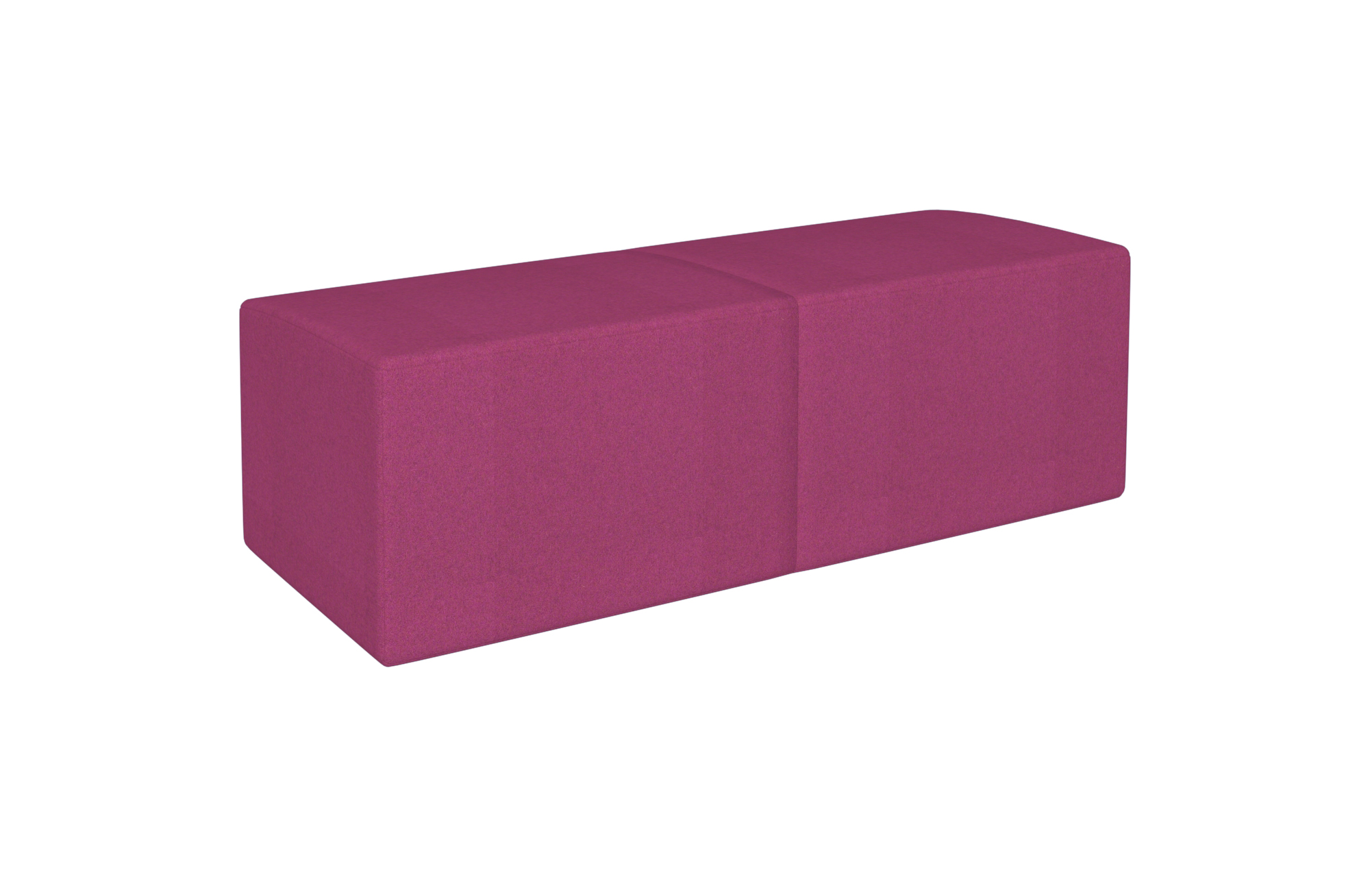 Hickory Contract Eclipse Benches/Ottomans EBH-6023