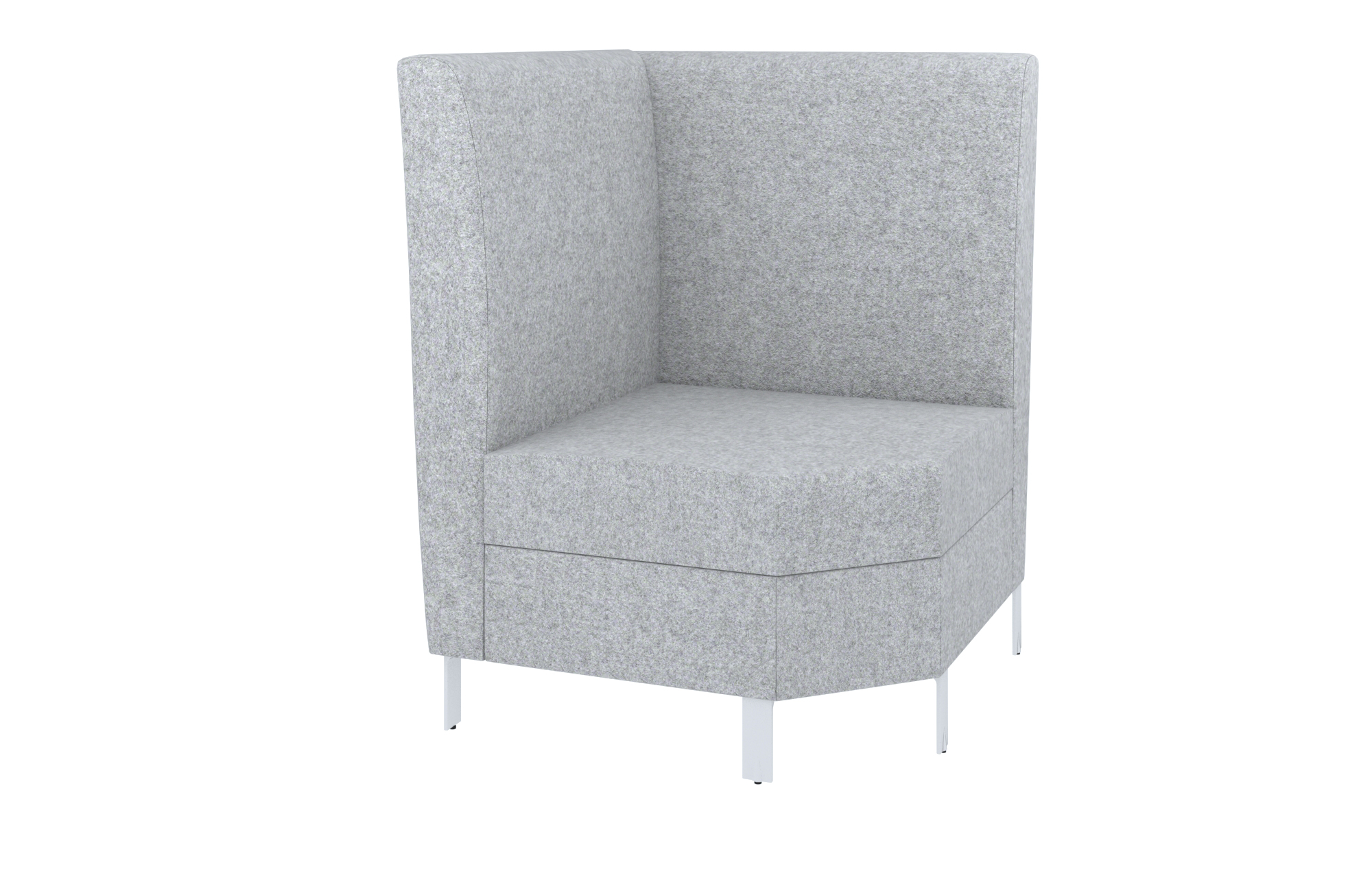 Hickory Contract Gemini Modular Lounge GE-313