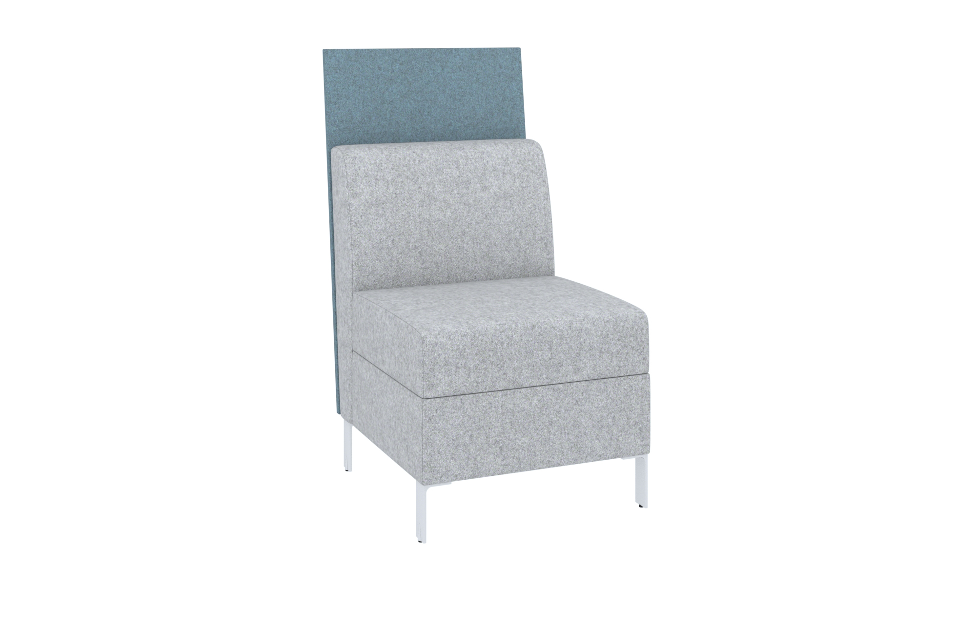 Hickory Contract Gemini Modular Lounge GE-210-P