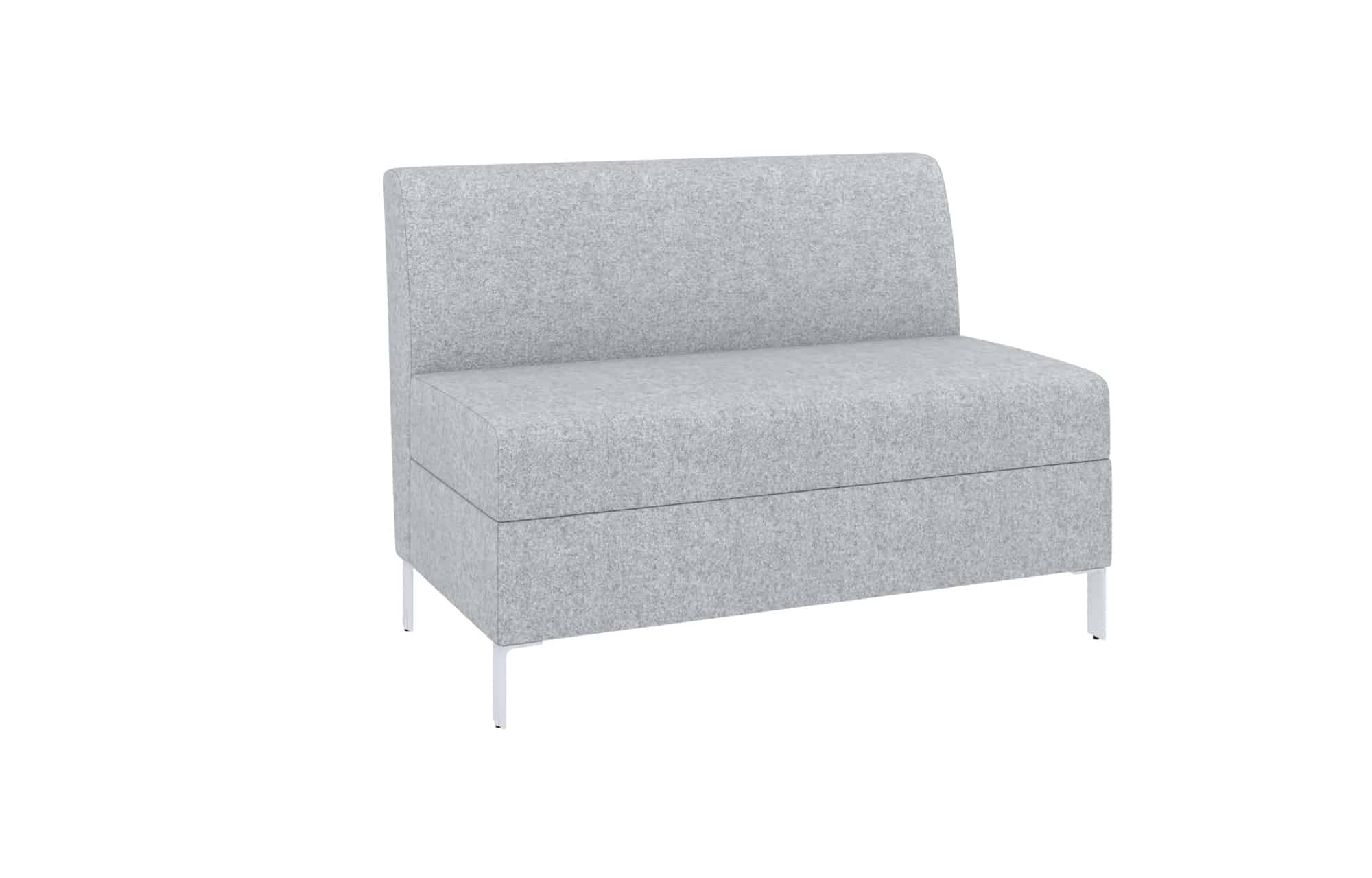 Hickory Contract Gemini Modular Lounge GE-220