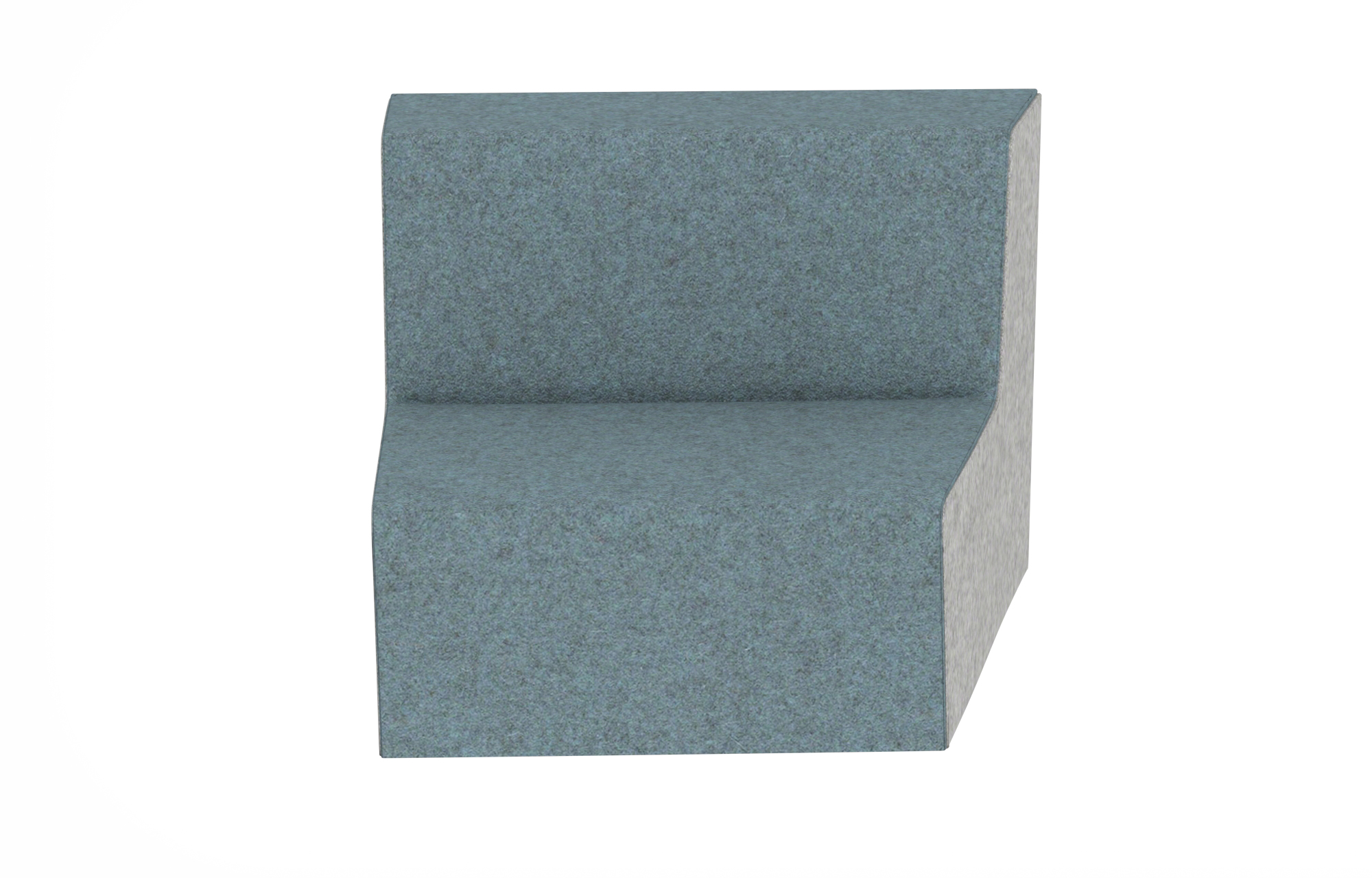 Hickory Contract UPpJr. Modular Lounge 2140-2S-L