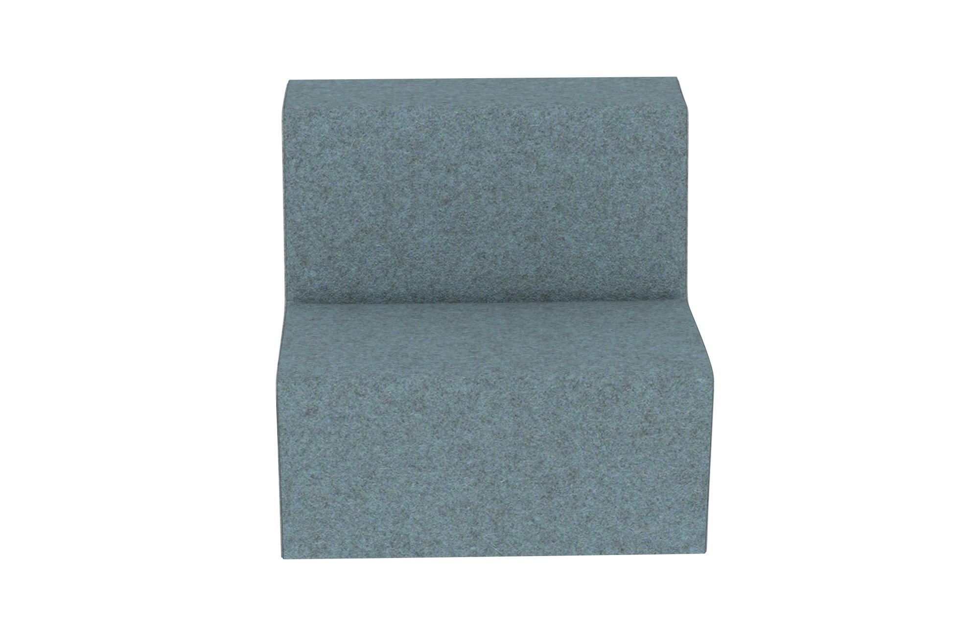 Hickory Contract UPpJr. Modular Lounge 3232-2S