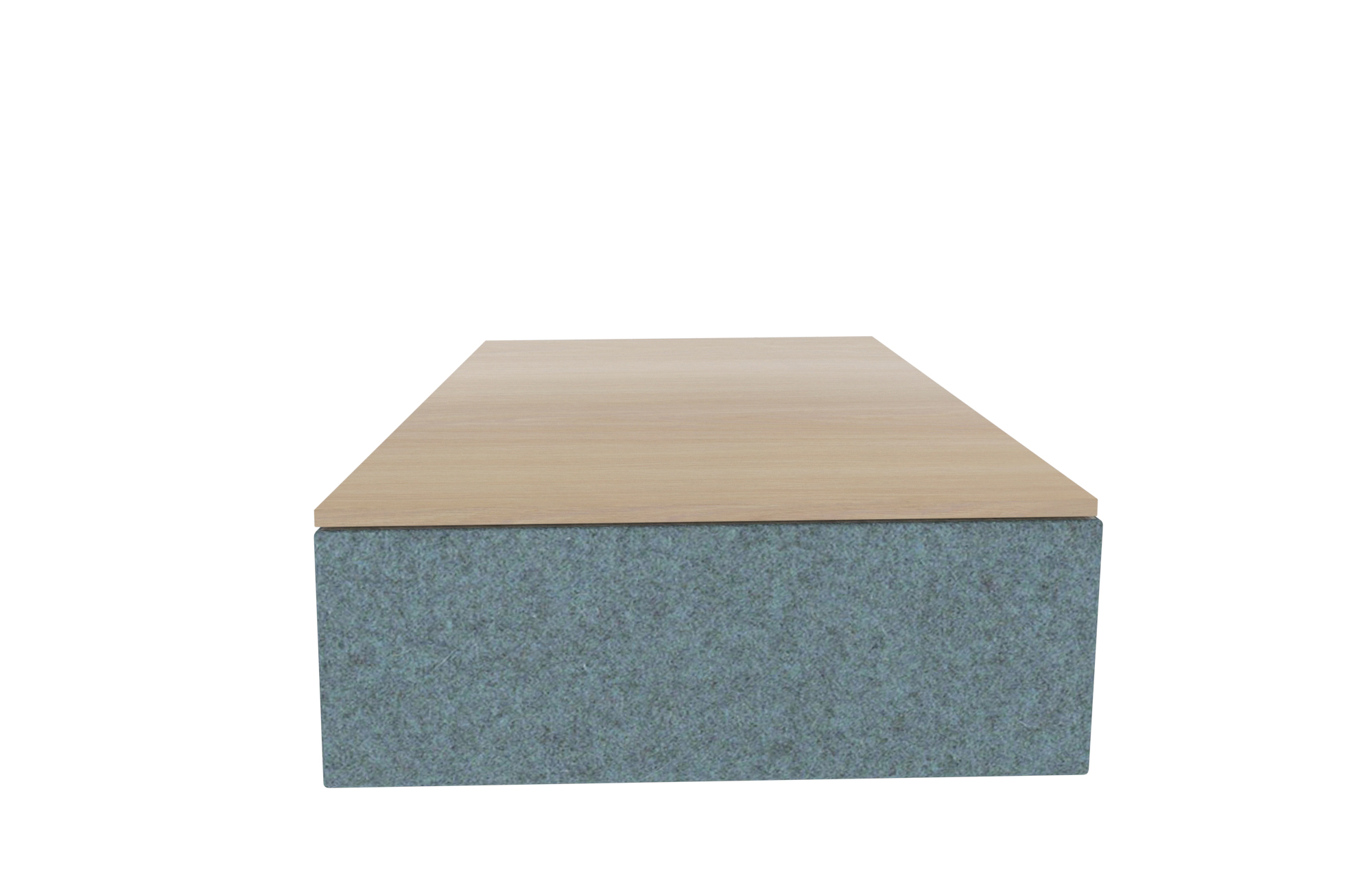 Hickory Contract UPpJr. Modular Lounge 4021-1S-T