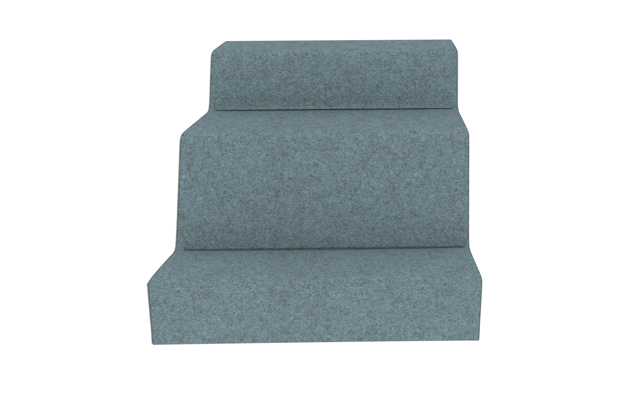 Hickory Contract UPpJr. Modular Lounge 4021-3S-R