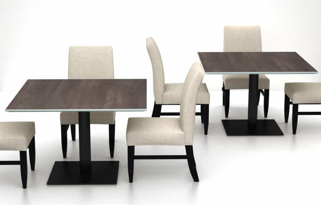 Hickory Contract Carina Tables