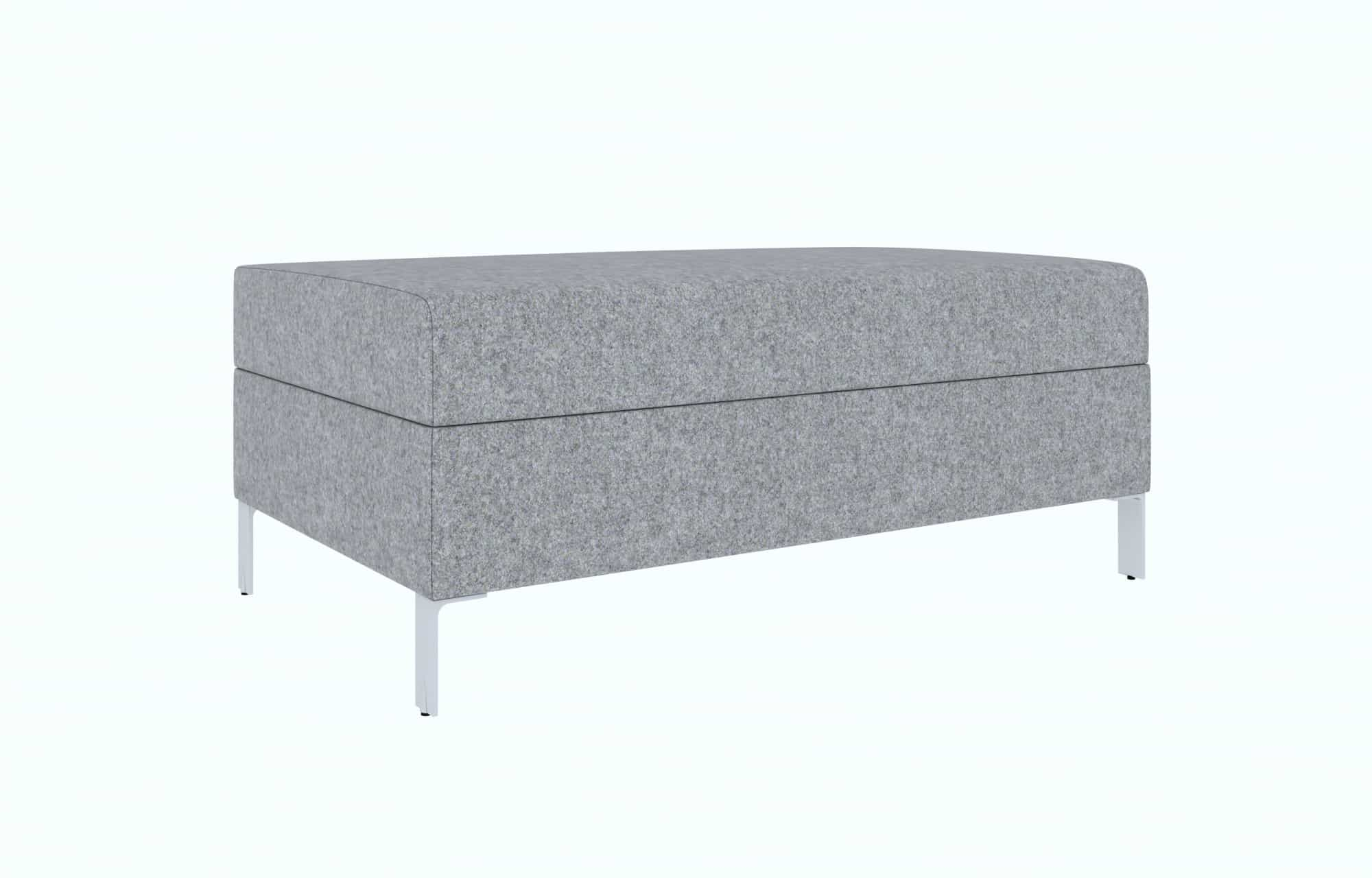 Hickory Contract Gemini Benches/Ottomans GE-120